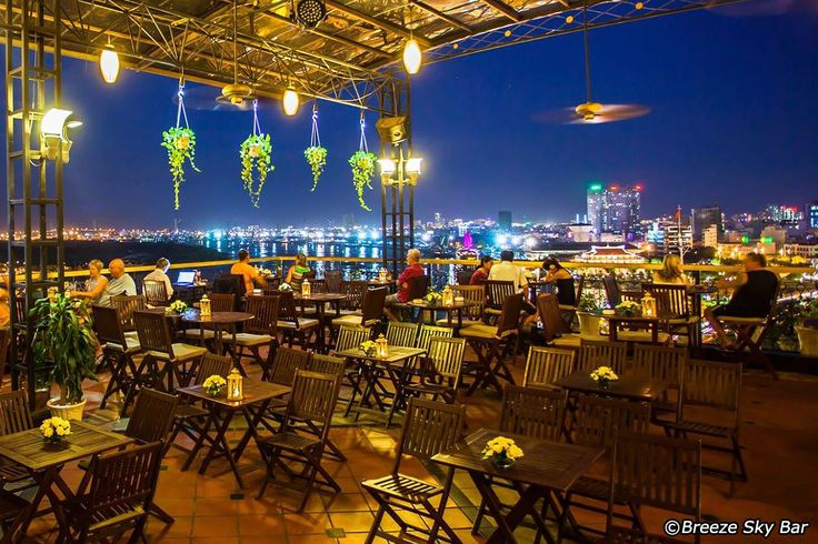 10 Best Rooftop Bars in Ho Chi Minh City - Saigon's Most Popular Rooftop Bars