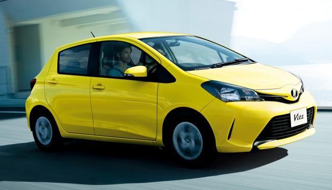 Toyota Luncurkan Vitz Terbaru - Vivaoto.com - Majalah Otomotif Online