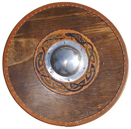Historical Viking Shield Designs