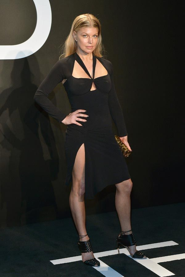 Fergie: Black Eyed Peas Singer Turns 40 — HappyBirthday