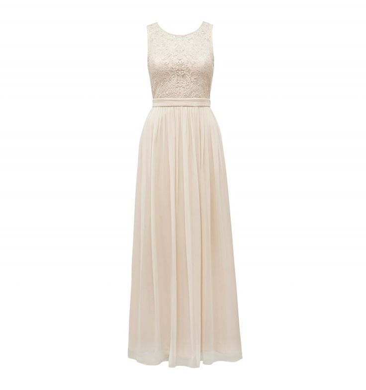 Ellie İşlemeli Uzun Balo Elbisesi - Giysi - ForeverNew