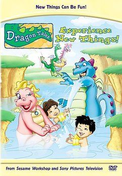 DRAGON TALES:EXPERIENCE NEW THINGS!