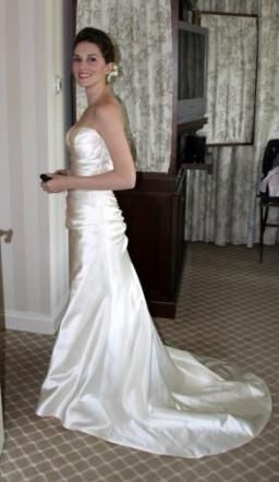 Jenny Lee Designer Gown At Half Price Size 2 Bridal Only 2500 00 Pinterest Gowns And Wedding Dress