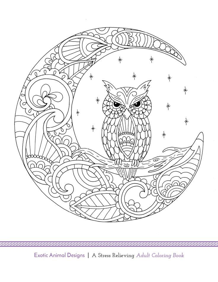 19 best Free Adult Coloring Pages images on Pinterest   Coloring ...