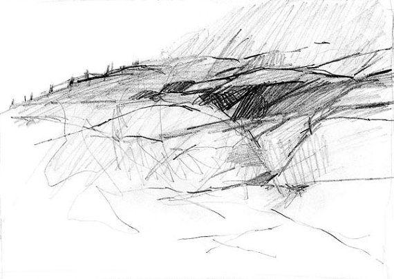 Oltre 25 fantastiche idee su Abstract pencil drawings su Pinterest
