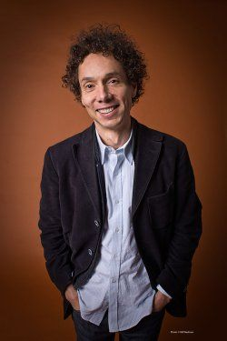 Malcolm Gladwell, journalist, author, speaker; staff writer for the New Yorker, podcast host of Revisionist History