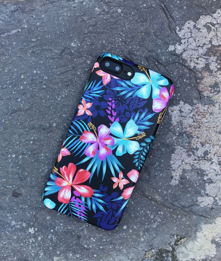 Lilac Kiss for iPhone 7 & iPhone 7 Plus Shop our entire Floral Case collection now!