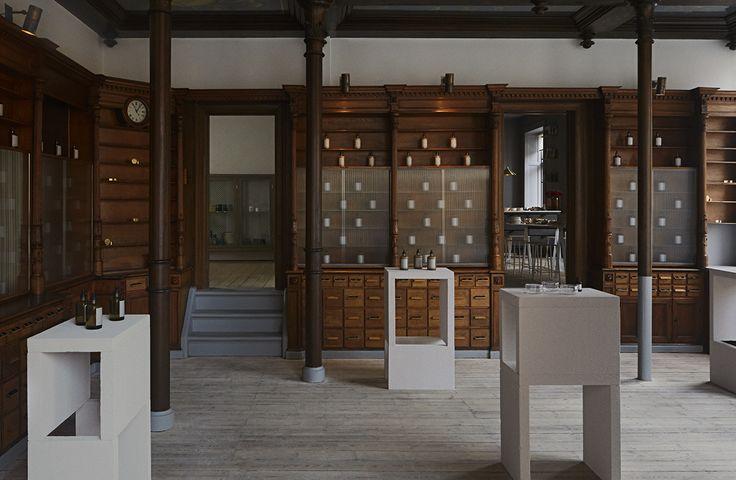 Frama Studio Store located at Fredericiagade 57 in Copenhagen.