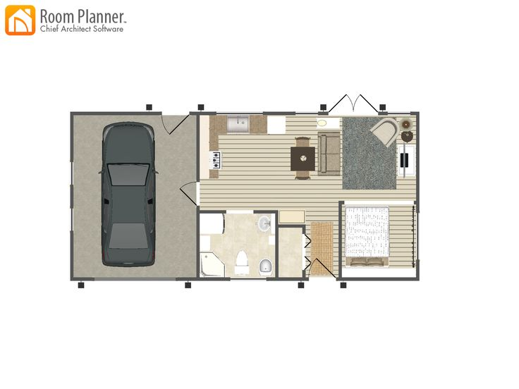 106 best Floor Plans images on Pinterest Small houses Small