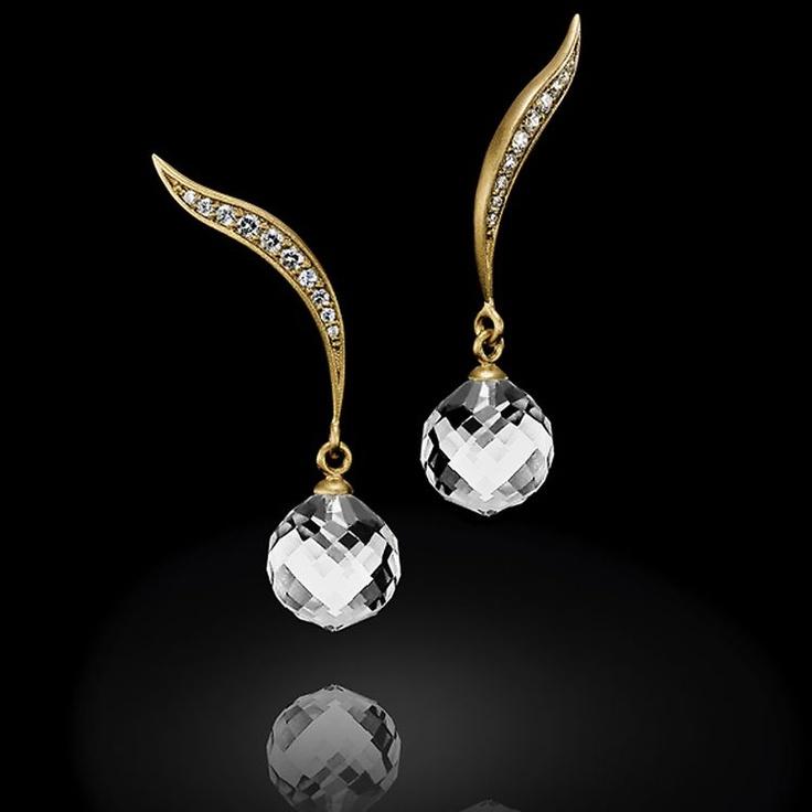 Beautiful earrings from Julie Sandlau