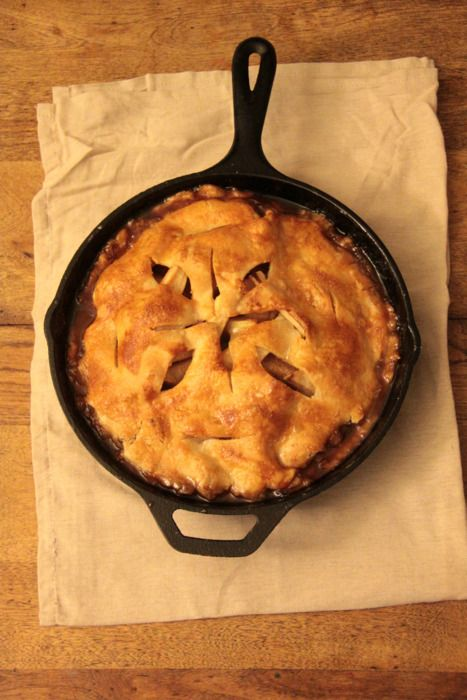 113 best images about gooey yummy desserts on pinterest for Cast iron skillet camping dessert recipes