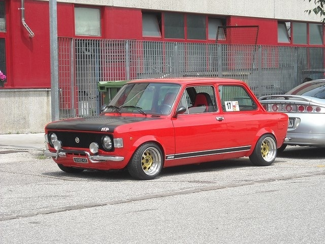 #Fiat #128 rally #italiandesign