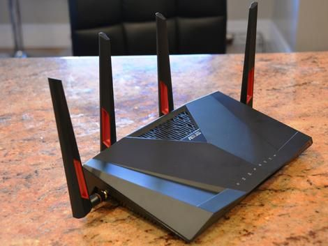 CNET editors choose the best 802.11ac networking devices, including wireless routers.
