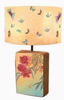 Lamp Shade #07 Butterflies  Brand: Anna Chandler