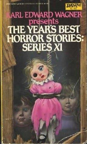 Year's Best Horror Stories: Series XI