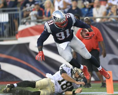 Here is the first MassLive New England Patriots roster projection since 2016 training camp began.