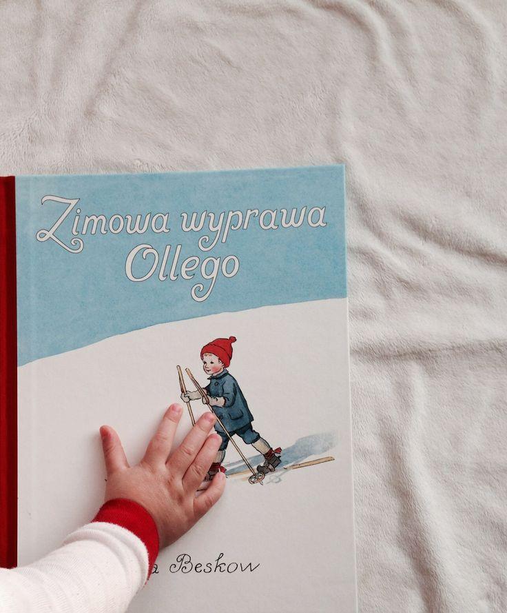 Zimowa wyprawa Ollego, Elsa Beskow, zakamarki