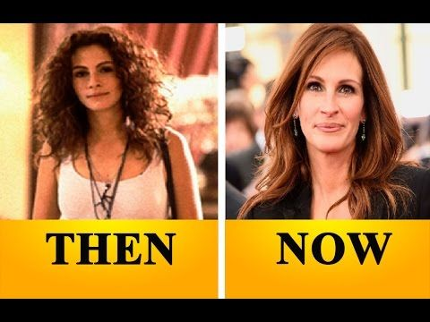 """""""Pretty Woman"""" 1990 Then and Now 2017"""