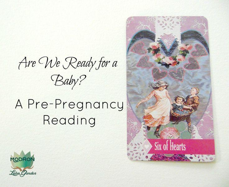 Pre-Pregnancy Tarot Reading - Family Psychic Reading - Fast Intuitive Readings - Email Psychic Readings - Pregnancy Preperation by ModronLotusGarden on Etsy