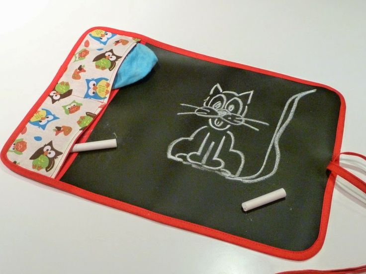 Mon CreacionS: TELA DE PISSARRA!!!!! <  Blackboard fabric to children >