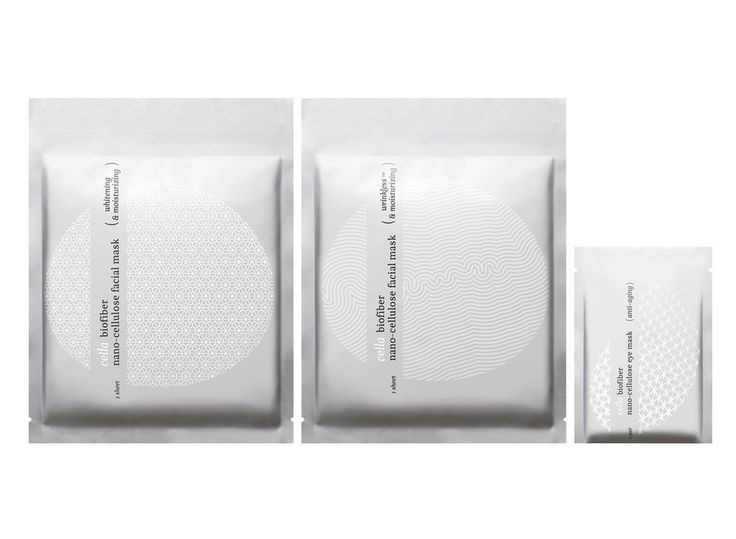Cella Facial Mask by Kawakong Designworks — The Dieline