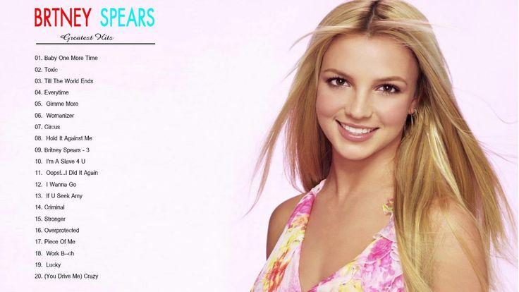 Britney Spears Greatest Hits | Best Songs Of Britney Spears 2017