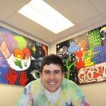 """Mural project is highlight of """"social entrepreneur"""" partnerships at Georgian College Orillia Campus."""