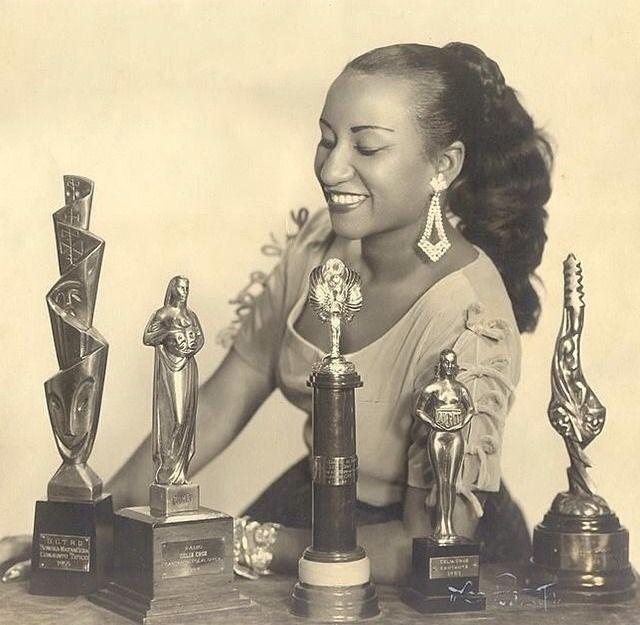 Celia Cruz: Queen of Salsa.