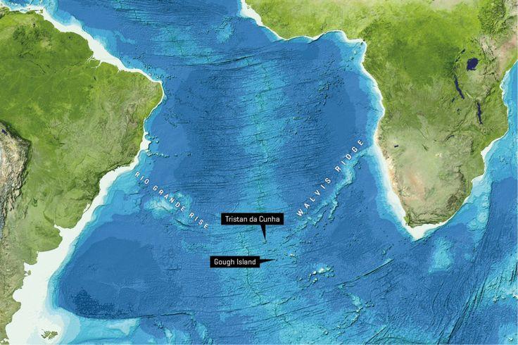Tristan da Cunha è l'isola più remota al mondo per la sua distanza dai continenti e dalla mancanza di porti e aeroporti. Fa parte di un arcipelago dell'Oceano Atlantico, sperduto a metà tra il Sud America e il Sudafrica, e può essere raggiunto solo su imbarcazione a sette giorni di navigazione.  Sono state scoperte all'inizio del cinquecento da un navigatore portoghese che le ribattezzò con il proprio nome. L'arcipelago di Tristan da Cunha è composto dall'omonima isola pr...