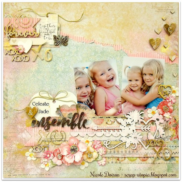Created with the Scraps of Elegance 'Be Mine' kit and inspired by ARTastic February challenge. Want to see more? Check out my blog at http://scrap-utopia.blogspot.ca/2017/02/ensemble-scraps-of-elegance-dt-be-mine_18.html #scraputopia #scrapbooking #scrapsofelegancekits #soe #artastic