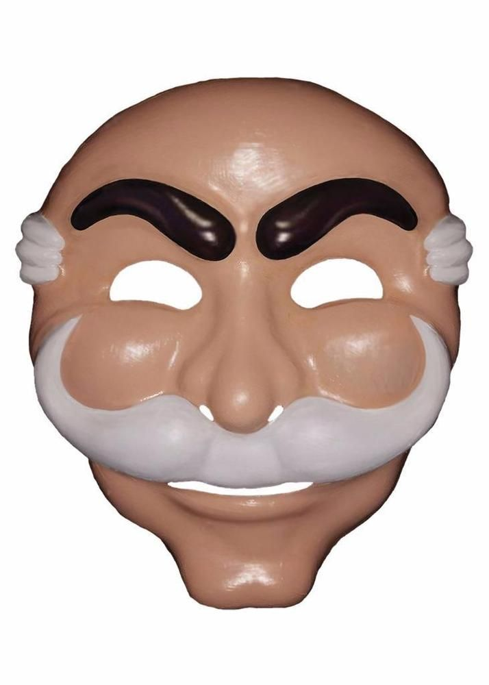 Mr. Robot Fsociety Mask, Officially Licensed by NBC Universal FAST FREE SHIPPING | eBay