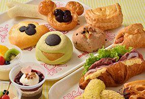 【公式】スウィートハート・カフェ | 東京ディズニーランド | 東京ディズニーリゾート