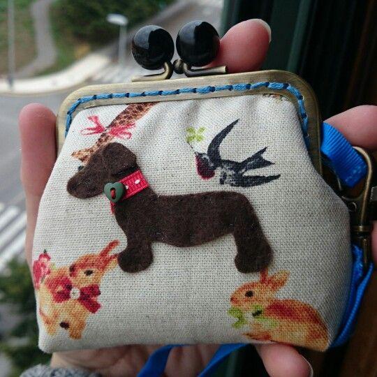 For dog stuff!
