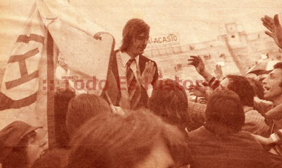 Todo Es Historia: Huracán Campeón 1973