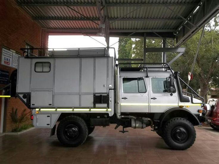2013 MERCEDES-BENZ UNIMOG U5000 R 2,999,999 for sale | Auto Trader