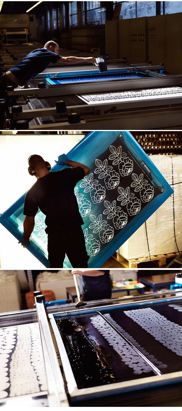 Marimekko - Helsinki-based brand / pottery, textiles [ http://www.coolhunting.com/design/interview-minna-kemell-kutvonen-sami-ruotsalainen-marimekko ]