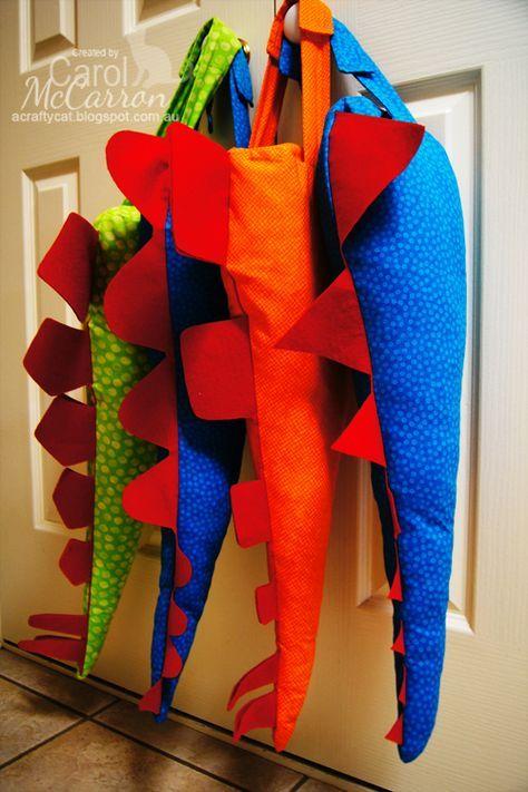 Dinosaur Tail Pattern                                                                                                                                                     More