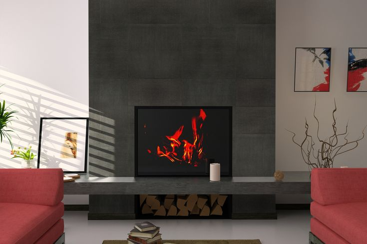 How To Install A Ceramic Or Porcelain Tile Fireplace
