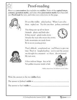 Worksheets, word lists and activities. | GreatSchools ...