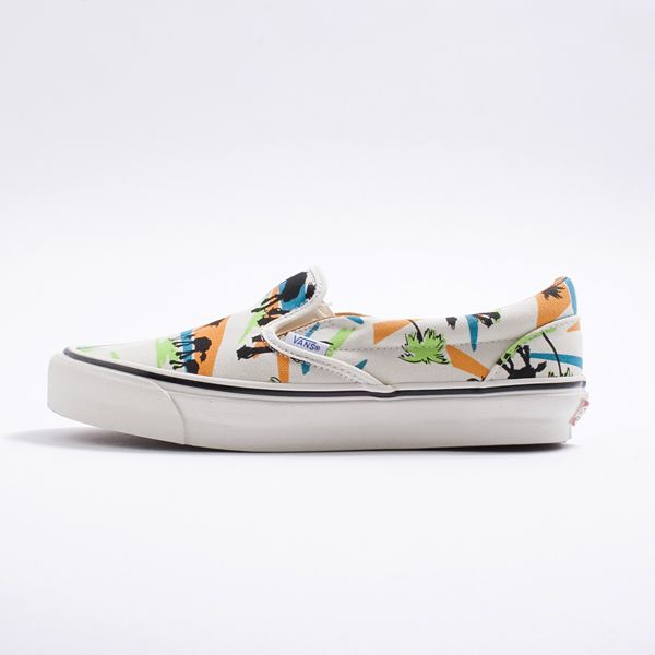 Vans Vault OG Classic Slip-On Star Wars Miami ATAT - May the force be