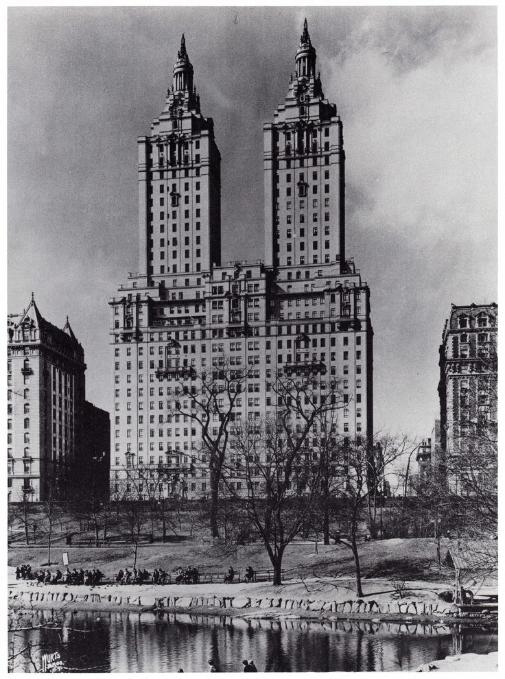 Emery Roth, 145 Central Park West
