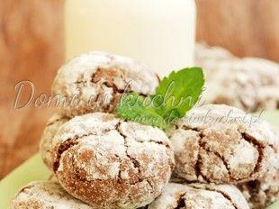 ciasteczka czekoladowo-miętowe