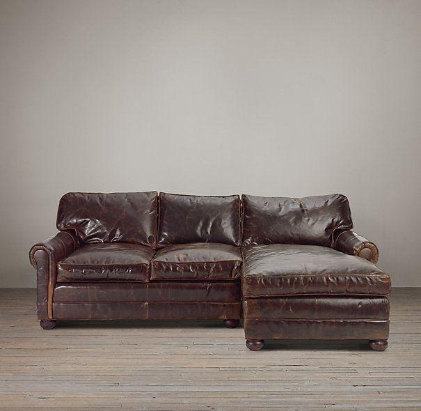 Leather Sectional Sofa Restoration Hardware: 35 Best Images About Restoration Hardware