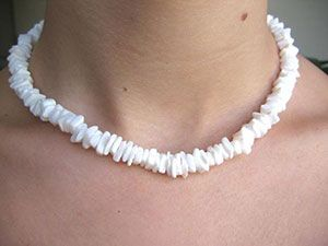 Beautifuly designed Puka #Shell #Necklaces get online