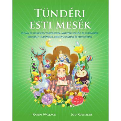 Tündéri esti mesék (meditációs mesekönyv)