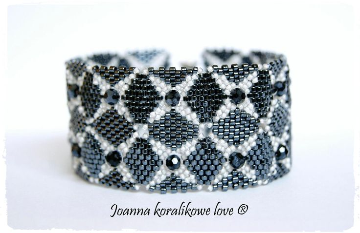 Bracelet Bransoleta peyote
