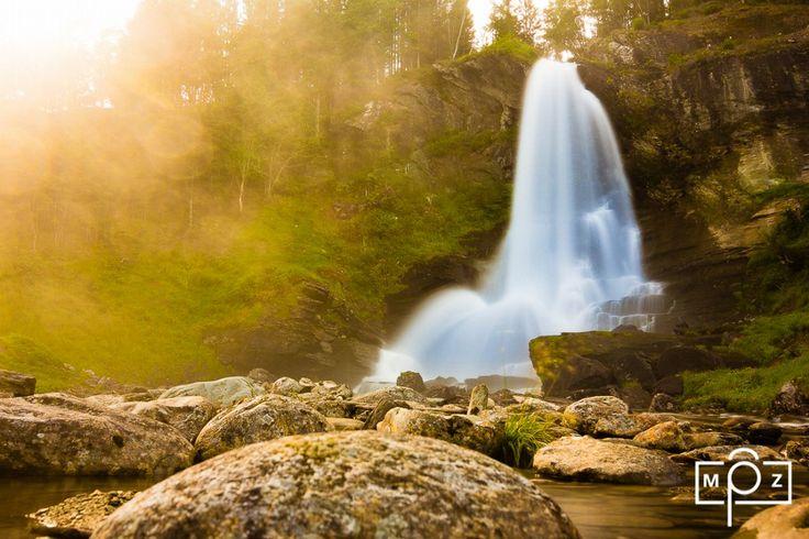 Photo Magic waterfall by Maik Zinnaecker on 500px