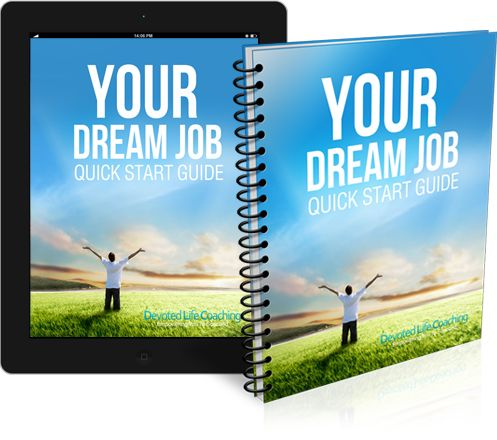 Your Deam Job Quide Project Cover