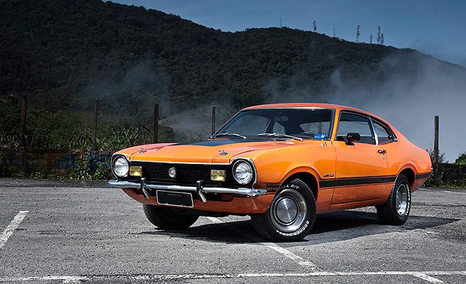 Ford Maverick GT 1975