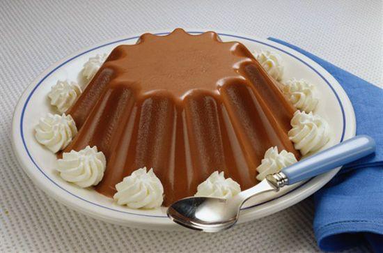 рецепт желе из шоколада
